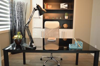Space-Saving Mounting Solutions for Your Home Office